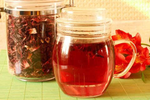 Dried Hibiscus Flower for tea