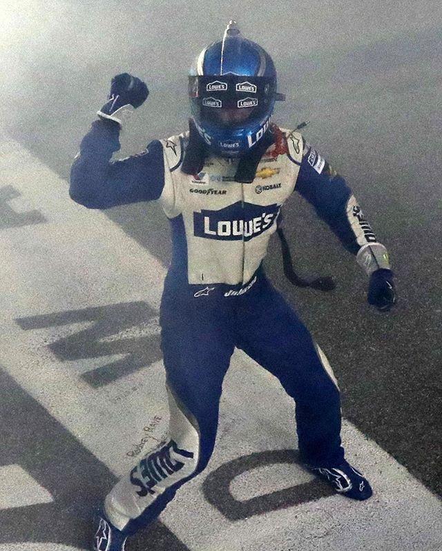 #se7en #TheChase #NASCAR