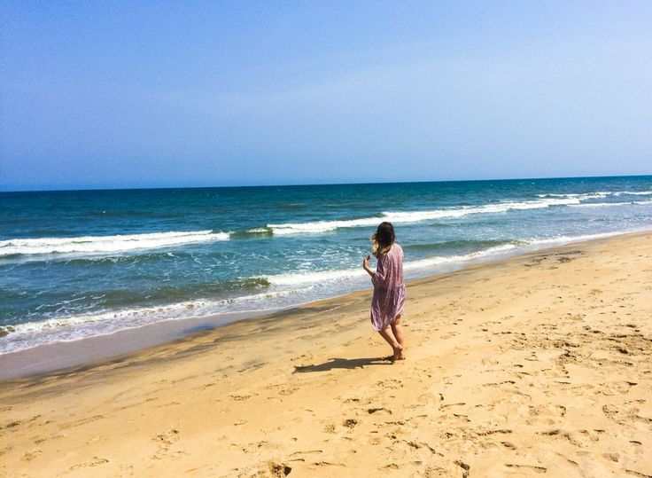 Beach Mahabalipuram, Southindia