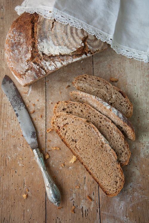 Ein No knead Brot, das so kräftig schmeckt wie ein Sauerteigbrot. Nur ohne Sauerteig ...