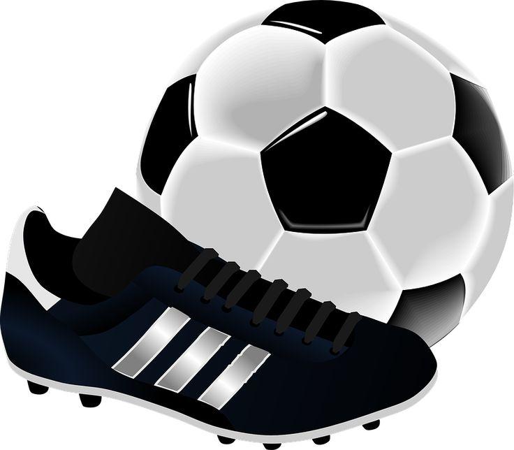 Fútbol, Botas De Fútbol, Bola, Deportes, De Cuero