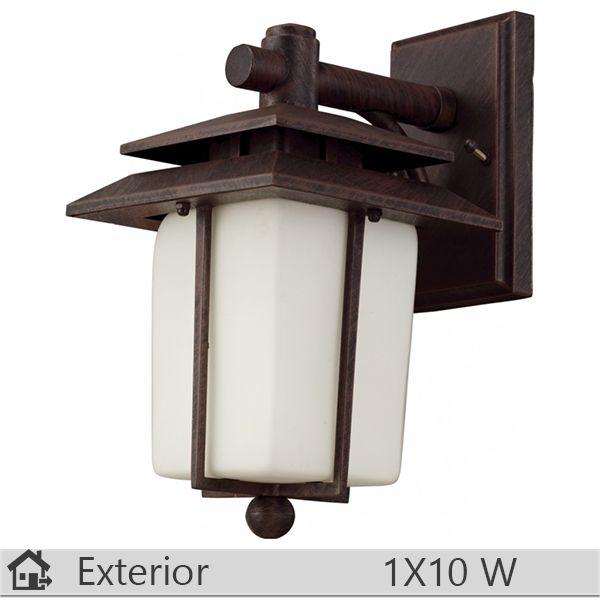 Aplica iluminat decorativ exterior Klausen, gama Nevada, model nr3 http://www.etbm.ro/