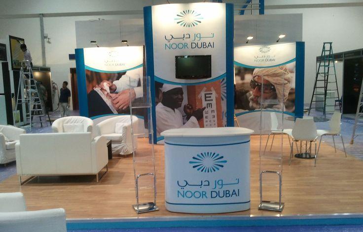 Portable Exhibition Stands Dubai : Best pharma healthcare exhibition stand designs
