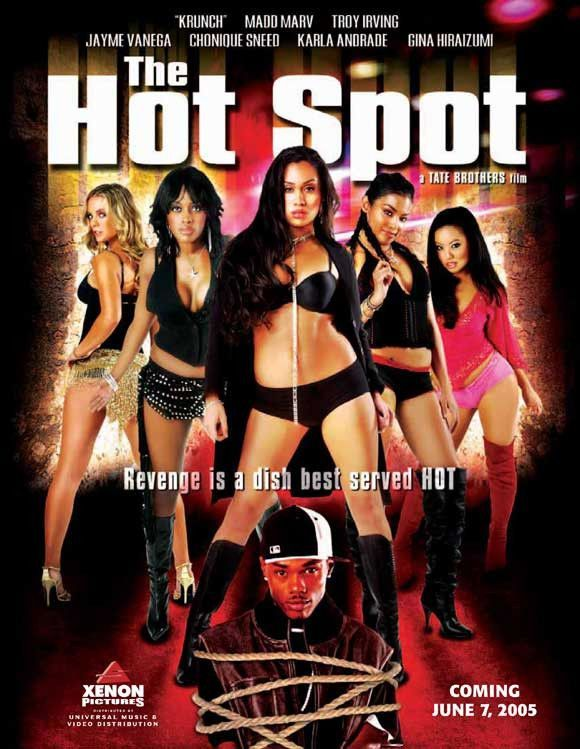 The Hot Spot Movie Poster 27x40 Used John Hawker, William Sadler, Virginia Madsen, Kirk Hunter, Edith Mills, Virgil Frye, Jack Nance, Charles Martin Smith, Jerry Hardin, Jennifer Connelly, Don Johnson, Leon Rippy, Barry Corbin