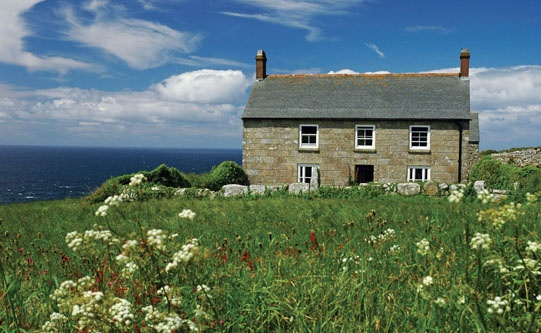 The Farmhouse, Near Zennor, Cornwall