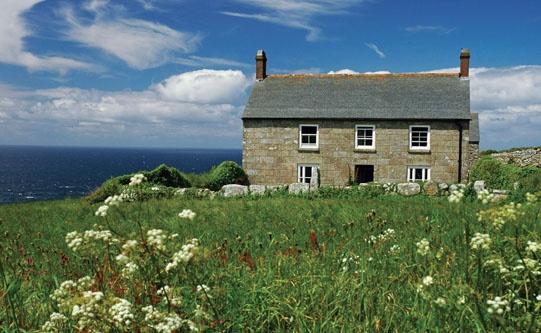 The Farmhouse, Near Zennor, Cornwall