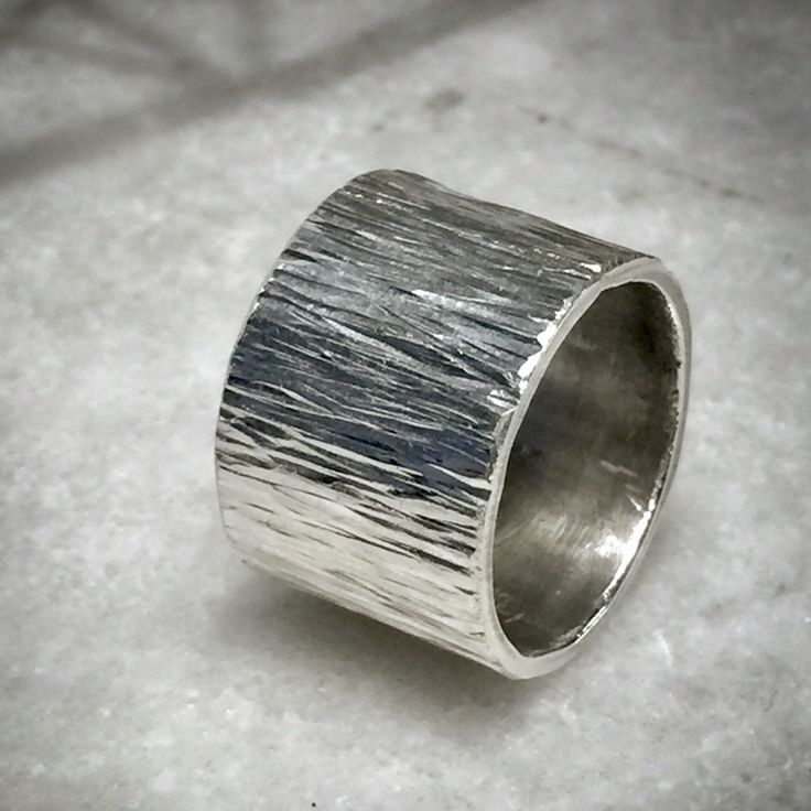 Silver ring, my design.