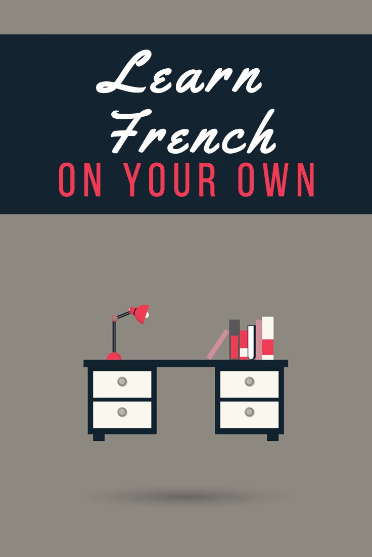 Is it Possible to Learn to Speak French on Your Own? Learn more here https://www.talkinfrench.com/learn-french-on-your-own/