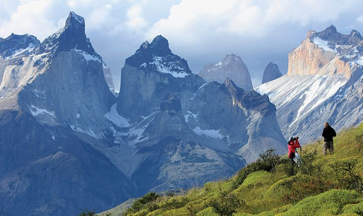 Seven reasons to visit the iconic Torres del Paine National Park in picture perfect Patagonia is a fairytale land of nature's finest scenery ready to enchant you #Chile #ForwardTravel