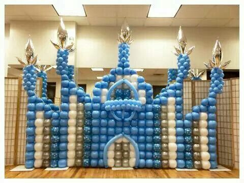 Are you obsessed with #Frozen too? Recreate Elsa's castle for your #Frozen…