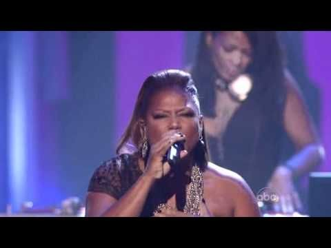"""their performance of the song """"Superwoman,"""" Queen Latifah, Alicia Keys ... Queen Latifah And Alicia Keys"""