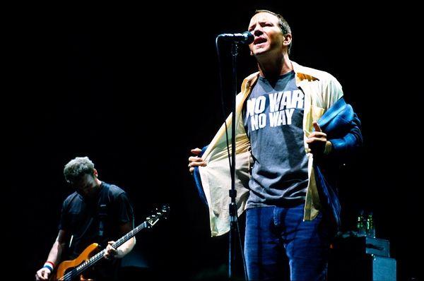 Eddie Vedder's Combat Rock | Music News | Rolling Stone