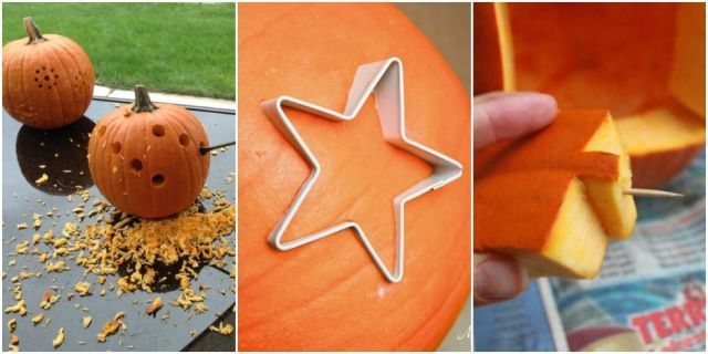 These Tricks Take Your Pumpkin Carving Game to the Next Level  - GoodHousekeeping.com