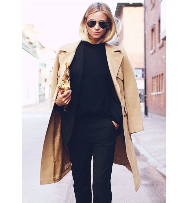 It's all about tan coats on curalist.co