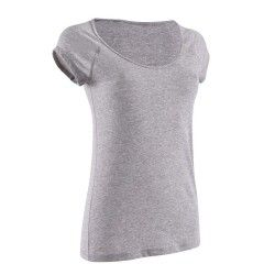 T-Shirt Slim Active Fitness - Decathlon