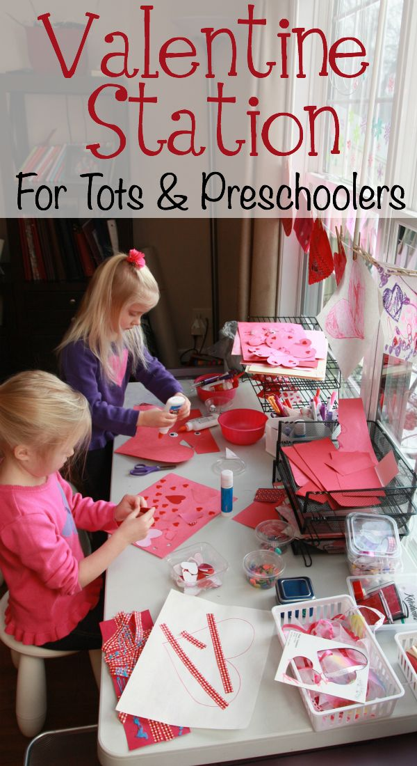 Valentine Crafts For Toddlers Teaching Kindness Free