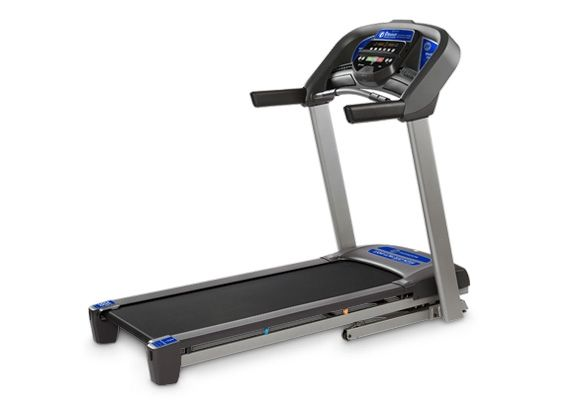 T101 Treadmill Horizon Fitness Good Treadmills At Home Workouts