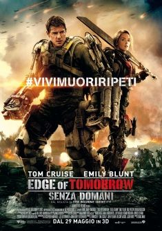 Edge of Tomorrow - Senza domani - Film (2014)