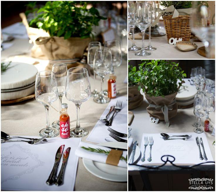 Heinrich & Odette's wedding at Oakfield Farm_Decor