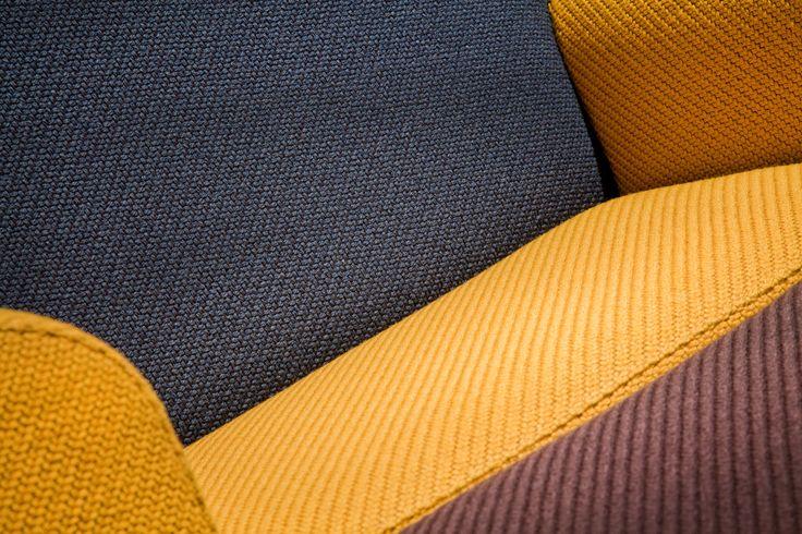 Beautiful Coda textile in bright colours | Photo: Patricia Parinejad