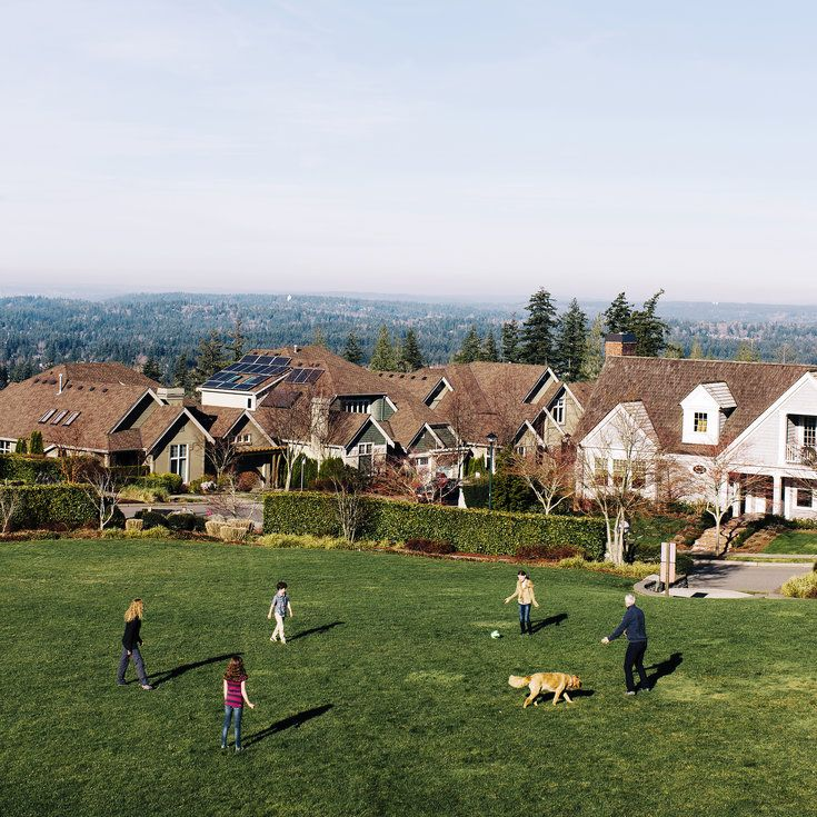 Issaquah, WA Winner: Best 'burb  Yes, there are the cul-de-sacs, the Costco (in fact, the company is headquartered here), and other hallmarks of suburban life, but Issaquah defies ticky-tacky stereotypes thanks to 1,700 acres of parkland, walkable neighborhoods, historic buildings, and increasingly urban amenities (read: indie coffee shops, wine bars, and a Tony Award–winning theater). Ask locals to describe the place and they'll tell you it feels like a small town—or a vibrant city nbrhd