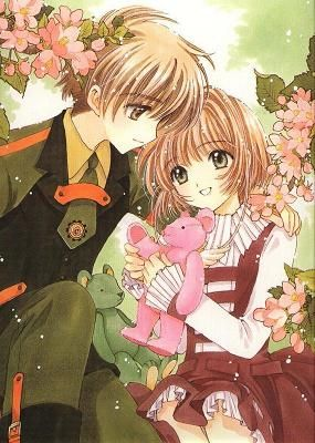 Syaoran & Sakura, Card Captor Sakura, CLAMP resumes a lot of their  characters