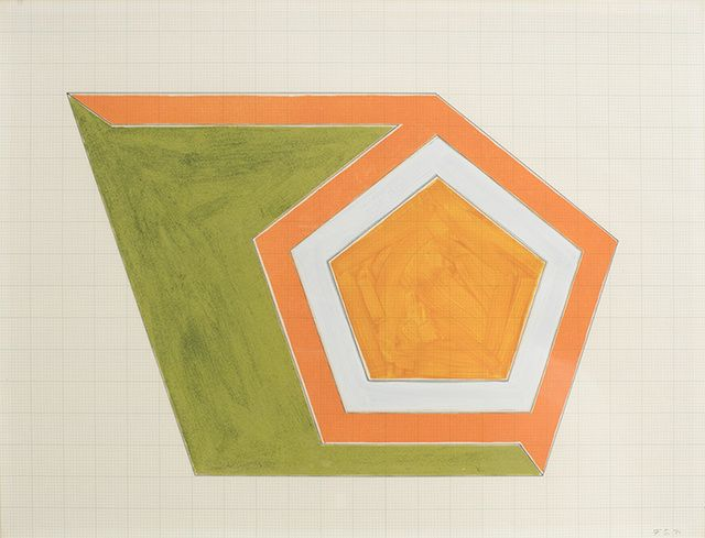 Frank Stella | Untitled (1971) | Available for Sale | Artsy
