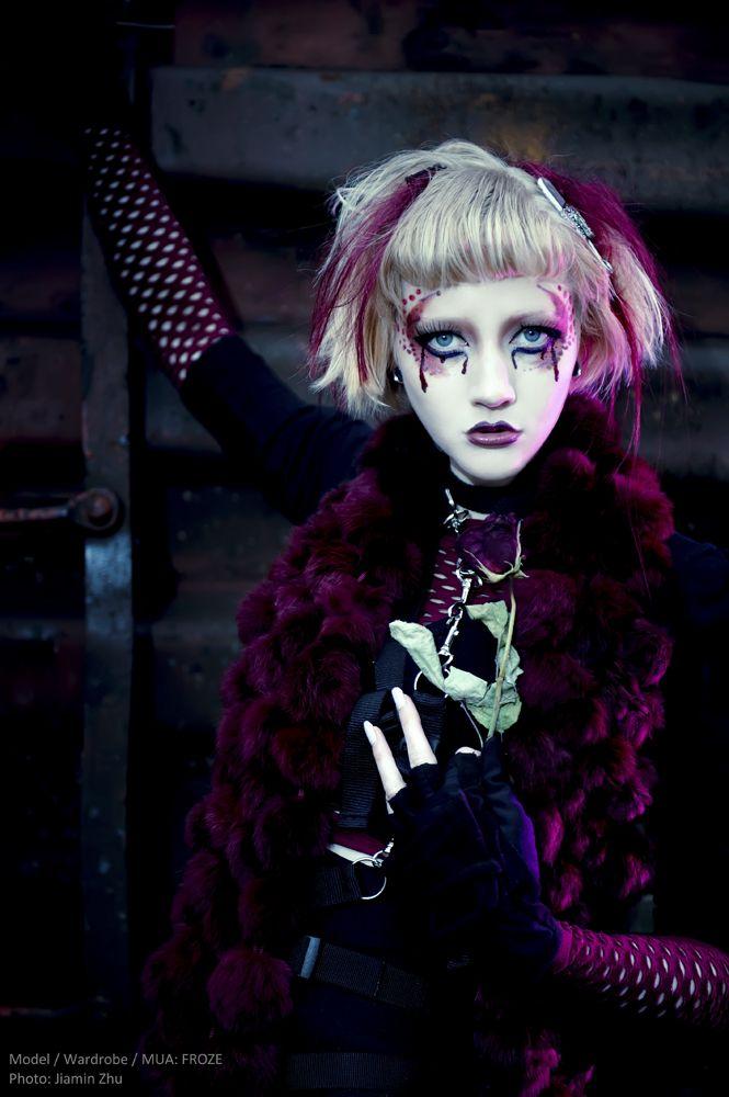 Alternative To Rose Garden: Pin By Megan Thompson On Dark Fashion