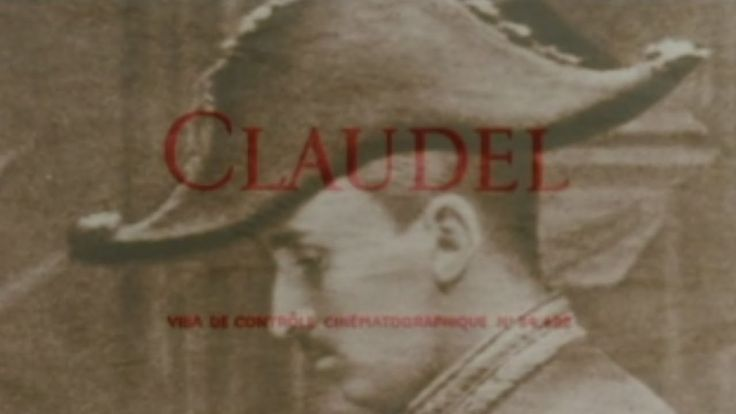 [RARE] Paul CLAUDEL – Biographie du poète (FILM-DOCUMENTAIRE, 1966)