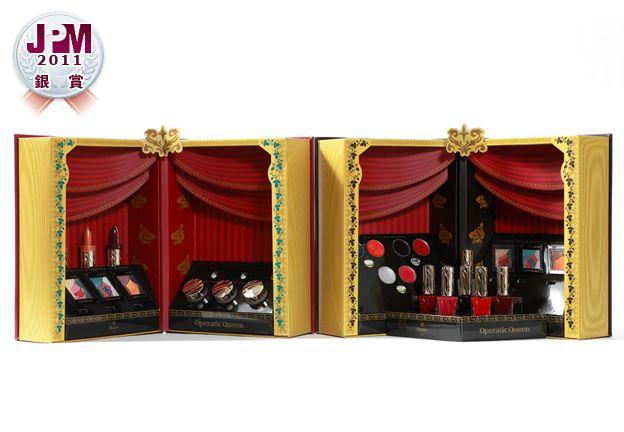 化粧品 什器/アルビオン様 エレガンス (1)