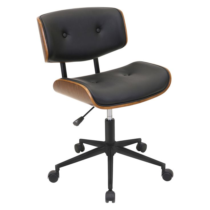LumiSource Lombardi High-Back Office Chair
