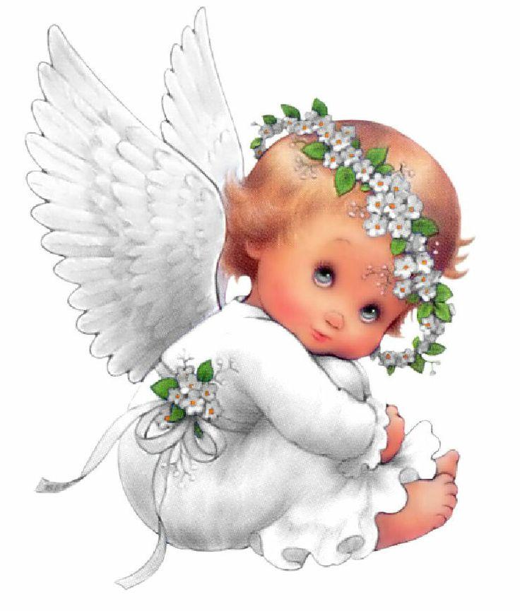 картинка ангелочек для печати решил отдыхать целый