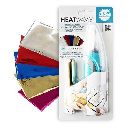 Heatwave 'We R memory Keepers' Kit de démarrage