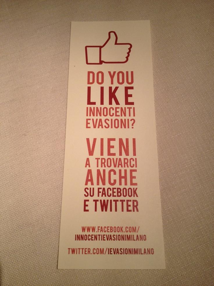 Innocenti Evasioni, nice restaurant in Milan