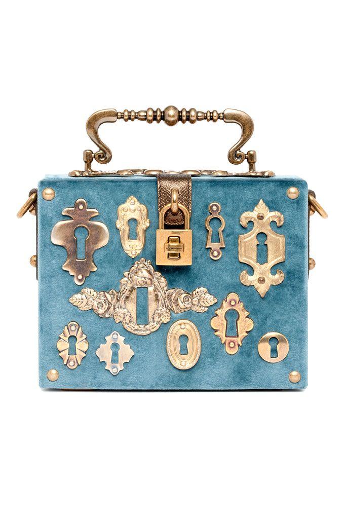 Dolce & Gabbana bag. Keys