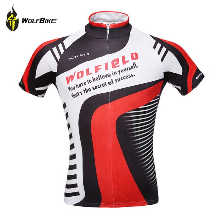Cycling wear  2016 WOLFBIKE lightning Bicycle cycling Short sleeve Jacket Summer a mountain country Cycling wear BC 210 #Affiliate