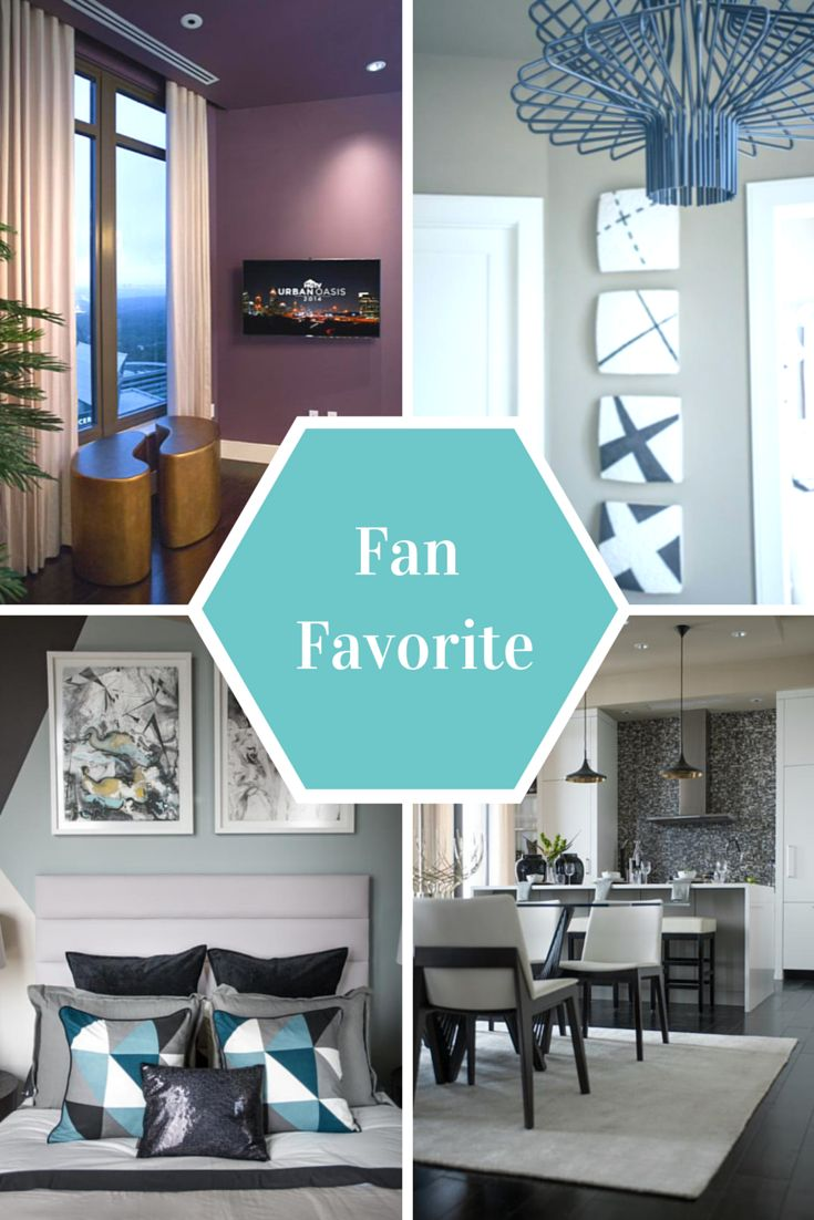 Vote for the hgtvurbanoasis fan favorite just repin the room s you