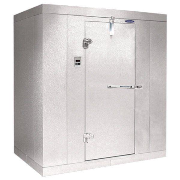 Left Hinged Door Nor Lake Kl87614 Kold Locker 6 X In 2020 Cooler Box Locker Designs Solid Doors