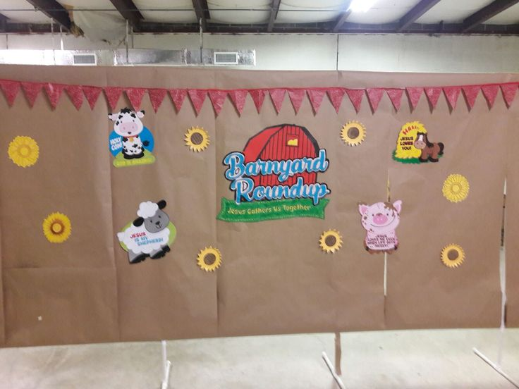 20 best Barn yard VBS images on Pinterest Barn, Barns and Sheds - best of cph barnyard roundup