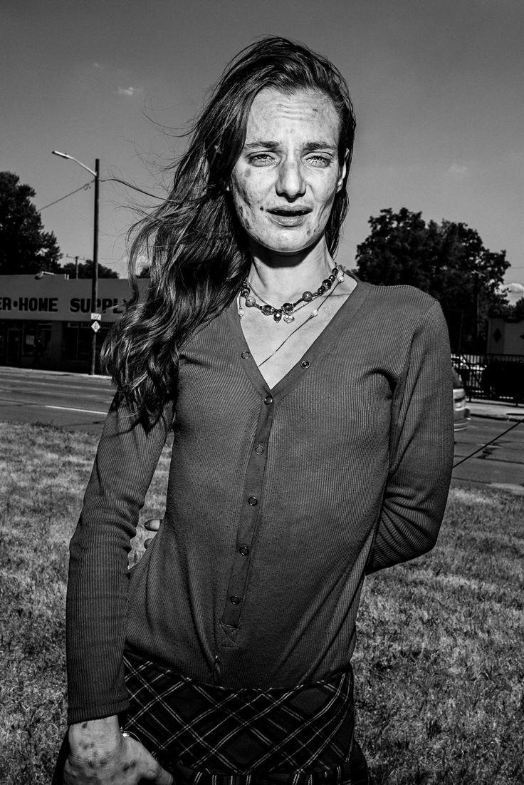 Bruce Gilden's Detroit: Against the Wind