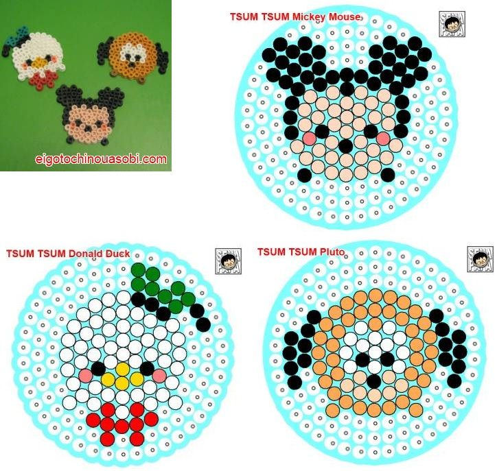 Disney Tsum Tsum Mickey and Friends