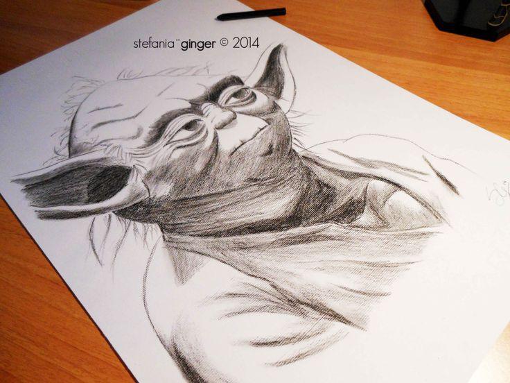 Master #Yoda from #StarWars