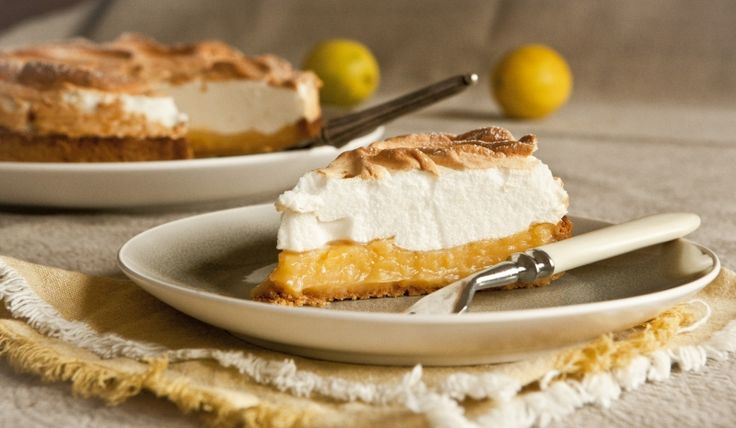Kitchenette - Citrónový meringue pie