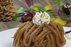 Je vous propose une recette de torche aux marrons facile et rapide à réaliser avec sa délicieuse crème de marron maison.