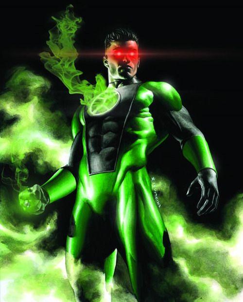 Green Lantern Arisia Cosplay