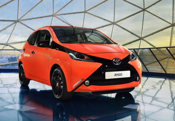 2016 Toyota Aygo Review, price, for sale