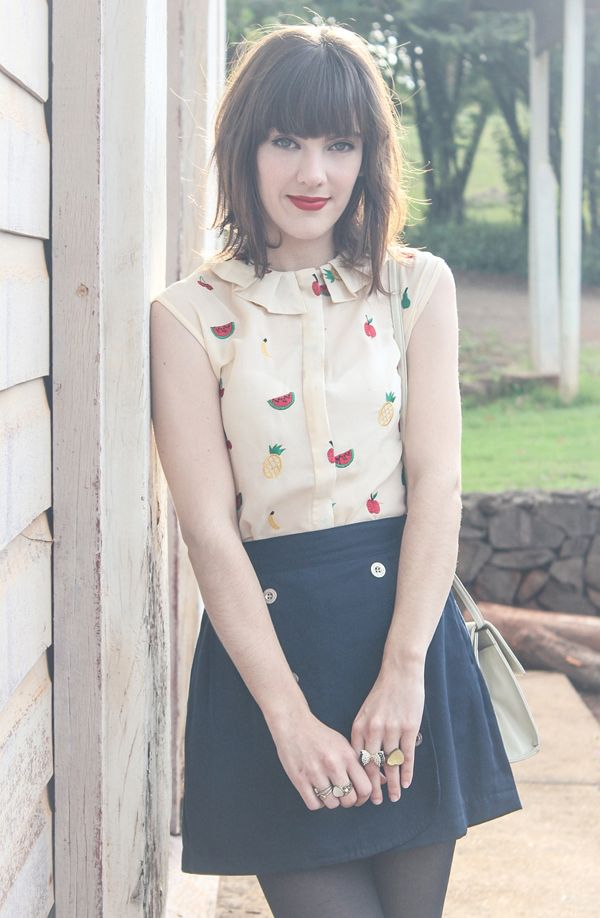 my little ice cream: my style | Girl from the Countryside!