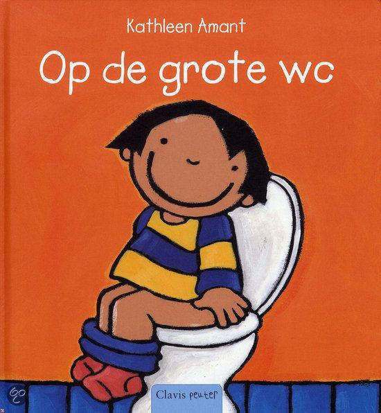 Op de grote wc, Kathleen Amant - in de kast