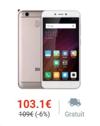 """Wanna get a good deal ? Take a look at this @xiaomi_global Redmi 4G Smartphone 32GB 📲 Link in my bio @_techdeals ⬆️⬆️ #newtech #gearbest #creative #designs #ecommerce #instagood #instaiphone #teamiphone #innovation #vscocam #like4like #likesforlikes #publicity #investors #startup #entrepreneur #womenintech #businessman #marketingdigital #smallbusiness #bloggers #businesswomen #apps #smallbusinesses #phone #smartphone"" by @_techdeals. #startupgrind #successmindset #businesslife…"