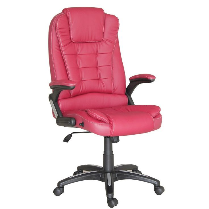 Pink Executive Office Chair - Executive Home Office Furniture Check more at http://invisifile.com/pink-executive-office-chair/